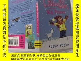 二手書博民逛書店daisy罕見dawson and the big freeze 黛西·道森和大冷凍Y200392 不祥 不祥