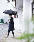 【找到自己】韓國 質感大衣 外搭 長版大衣 西裝外套 大衣 長版 外搭 KOREA