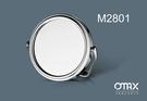 M2801 --全銅 雙面隨身 化妝鏡