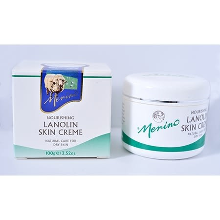 Merino 肌膚乾裂修護膏100g