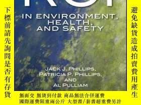 二手書博民逛書店Measuring罕見ROI in Environment, Health, and SafetyY41001
