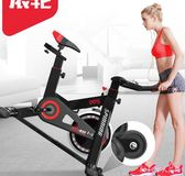 動感單車 家用靜音健身自行車室內腳踏健身器材運動健身車男 DR24166【Rose中大尺碼】