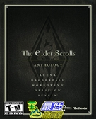 [7美國直購] 2018 amazon 亞馬遜暢銷軟體 The Elder Scrolls Anthology