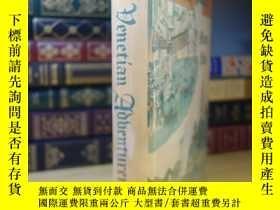 二手書博民逛書店馬可波羅罕見威尼斯探險家 精裝大本插圖 斯坦福版 Venetian Adventurer: Being an Ac