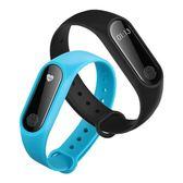 m2藍芽智慧手環手錶觸屏監測運動華為oppo小米vivo蘋果手機通免運直出 交換禮物