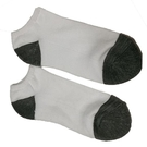 LOVIN 台灣製舒適毛巾底運動船型襪6雙(尺寸22-26CM )