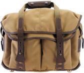 24期零利率 Billingham 307 白金漢手提側背包【深綠色斜紋/巧克力色邊 暫時缺貨】