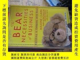 二手書博民逛書店c0009the罕見bear necessities of bu