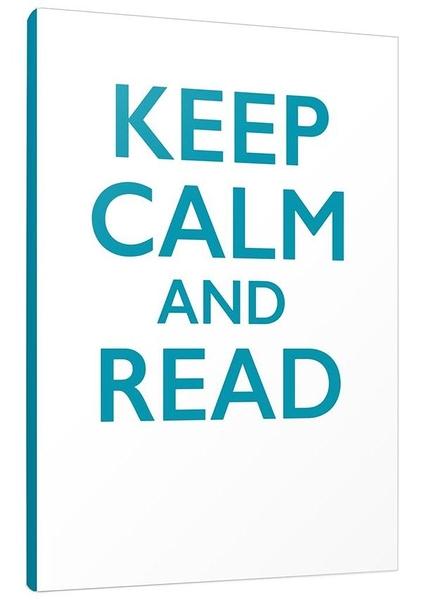 文創筆記本-Keep Calm and Read