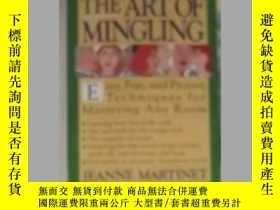 二手書博民逛書店The罕見Art of The Art of Mingling