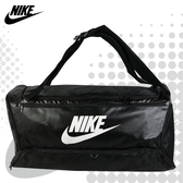 NIKE Brasilia 旅行袋 行李袋 訓練包 運動健身袋 後背包 手提袋 兩用包 黑色 BA6395 得意時袋