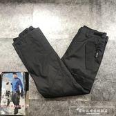 冬季男款戶外防風防水加棉加厚保暖滑雪衝鋒褲『韓女王』