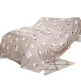 沙發遮灰防塵布床防塵罩擋灰家具遮蓋布萬能蓋巾蓋灰塵床布遮塵布 降價兩天