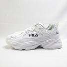 FILA 高彈力鞋墊 避震 女款 情侶款 慢跑鞋 5J907U113 白【iSport愛運動】