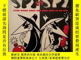 二手書博民逛書店漫畫版《spy罕見vs spy the complete cas