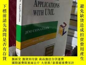 二手書博民逛書店Building罕見Web Applications with