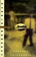 二手書博民逛書店 《Profane Friendship》 R2Y ISBN:0374235449│Farrar Straus & Giroux
