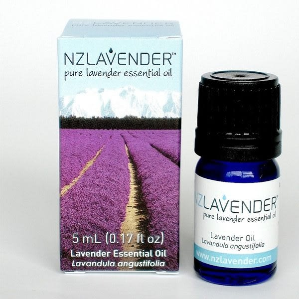 NZLavender™紐西蘭真正薰衣草純精油 (pure lavender essential oil) 5ml 第一名精油