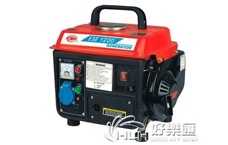 便攜式汽油發電機家用1000w220v伏小型迷你戶外低靜音車載發電機 好樂匯