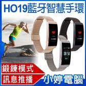 【免運+24期零利率】全新 HO19藍牙智慧手環 彩色螢幕 Line推播通知 來電顯示 公里數 卡路里