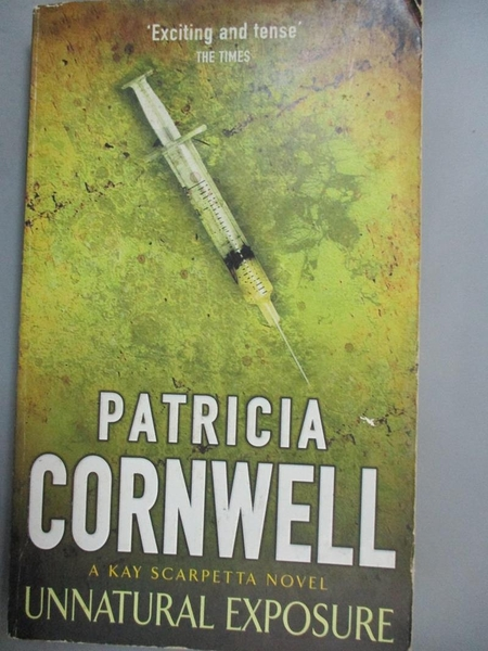 【書寶二手書T5/原文小說_IPZ】Unnatural Exposure_Patricia Daniels Cornwe
