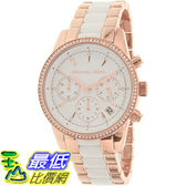 [105美國直購] Michael Kors Women s 女士手錶 Ritz MK6324 Rose Gold Stainless-Steel Quartz Watch