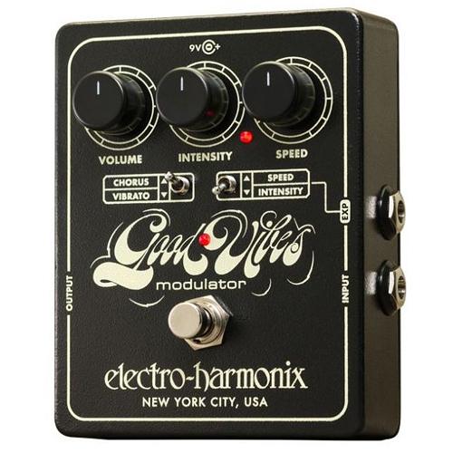 【敦煌樂器】Electro Harmonix Good Vibes Chorus/Vibrato 效果器