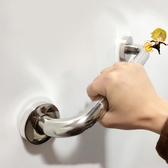浴室缸不銹鋼老人無扶手欄桿 衛生間坐便器牆壁防滑拉手 茱莉亞