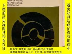 二手書博民逛書店The罕見Critical Circle: Literature