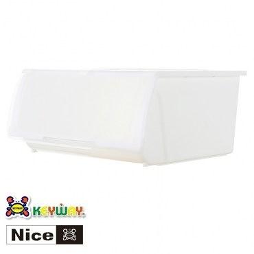 KEYWAY Nice系列 直取式整理箱 35L 38.8X51X23公分 HV-35