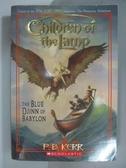 【書寶二手書T1/原文小說_AN4】The Blue Djinn of Babylon_Kerr, Philip