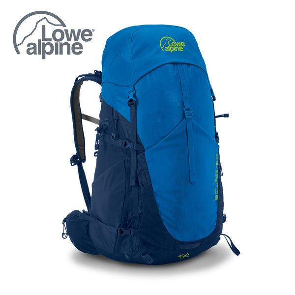 Lowe Alpine Eclipse 45:55 輕量透氣背包 環義賽藍 #FTE47