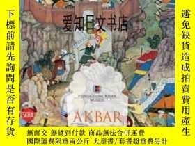二手書博民逛書店【罕見】Akbar:The Great Emperor Of I