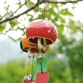 風鈴 式櫻花和風陶瓷風鈴日本門窗掛飾生日禮物創意女