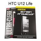 亮面高透螢幕保護貼 HTC U12 Life (6吋)