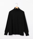 出清 針織毛衣 高領套頭上衣 棉毛線 日本品牌【coen】