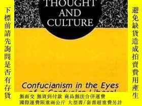 二手書博民逛書店【罕見】Confucianism In The Eyes Of A Confucian Liberal---Hsu