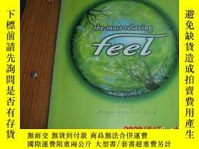 二手書博民逛書店日文原版:the罕見most relaxing feel 坂本龙一Y25524