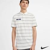 Nike Golf Dri-FITRory Mcilroy 男子高爾夫POLO衫上衣 白 AT8947-133