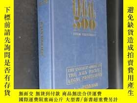 二手書博民逛書店The罕見ASIA PACIFIC LEGAL 500(2018