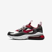 Nike Air Max 270 React (gs) [BQ0103-011] 大童 運動 休閒 氣墊 穿搭 灰黑 紅