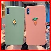 創意立體水果OPPO Realme X7 7 X50 X3 C3 6 6i XT 5 pro手機殼AX5軟殼女款保護殼