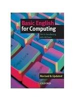 二手書博民逛書店《Basic English for Computing: St