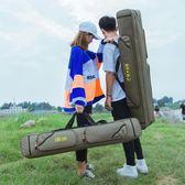 釣魚背包雙肩多功能漁具包手提防水清倉漁具魚竿包桿包釣魚包  ifashion部落