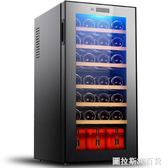 SOENCHIY/雙爵 JC-78SW 紅酒櫃恒溫家用小冰箱冰吧冷藏雪茄茶葉櫃  圖拉斯3C百貨