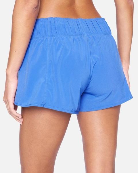 "HURLEY 女 AQUAS SOLID 2.5"" BOARDSHORT 海灘褲"