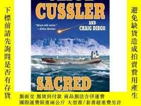 二手書博民逛書店罕見ye-9780425201022-Sacred StoneY321650 Clive(克萊夫·卡斯勒)、C