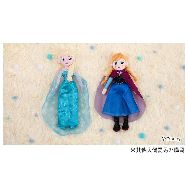 T-ARTS 冰雪奇緣抱抱好朋友 艾莎_ TA70178