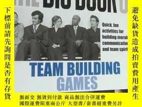 二手書博民逛書店The罕見Big Book of Team Building G