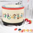拍拍鼓樂器嬰兒童早教益智音樂打擊鈴鼓玩具【淘嘟嘟】